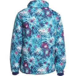 Kamik ARIA  Kurtka snowboardowa capri. Niebieskie kurtki dziewczęce sportowe marki Kamik, z materiału, narciarskie. W wyprzedaży za 293,30 zł.