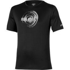 T-shirt Asics Short Sleeve Tee 125141-0939. Czarne t-shirty męskie Asics, m, z materiału. W wyprzedaży za 69,99 zł.