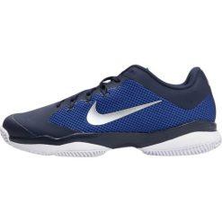 Buty trekkingowe męskie: Nike Performance AIR ZOOM ULTRA Obuwie do tenisa Outdoor midnight navy/metallic silver/racer blue/white