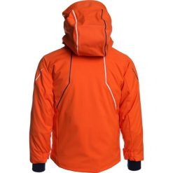 Kjus FORMULA  Kurtka narciarska orange. Brązowe kurtki chłopięce Kjus, z materiału, narciarskie. W wyprzedaży za 671,20 zł.