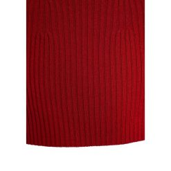 Benetton Sweter red. Czerwone swetry chłopięce marki Benetton, z elastanu. Za 129,00 zł.