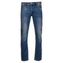 Timeout Jeansy Męskie 34/32, Niebieski. Niebieskie jeansy męskie marki Oakley, na lato, z bawełny, eleganckie. W wyprzedaży za 179,00 zł.
