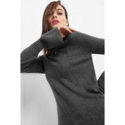 Sweter z domieszką kaszmiru. Brązowe swetry klasyczne damskie marki Orsay, s, z dzianiny. Za 119,99 zł.