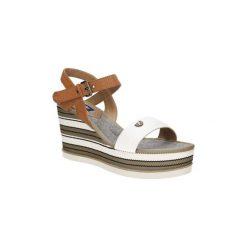 Sandały Wrangler  Sandały  Jeena Sunshine WL171661. Szare sandały trekkingowe damskie marki Wrangler. Za 208,99 zł.