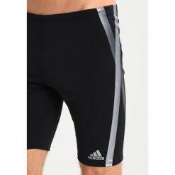 Adidas Performance TAPE Kąpielówki black. Czarne kąpielówki męskie marki adidas Performance, z materiału. W wyprzedaży za 143,20 zł.