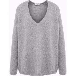 CLOSED Sweter grey heather melange. Szare swetry klasyczne damskie CLOSED, l, z materiału. Za 1089,00 zł.