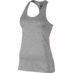 Nike Koszulka damska Dry Tank Balance szara r. XS (648567-063). Czarne bralety marki Nike, xs, z bawełny. Za 62,00 zł.
