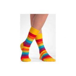 Skarpetki męskie: Tęcza – kolorowe skarpetki Spox Sox