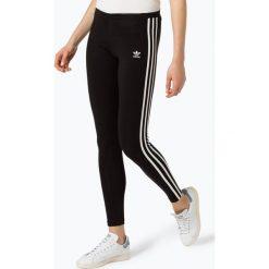 Adidas Originals - Sportowe legginsy damskie, czarny. Czarne legginsy we wzory adidas Originals, l. Za 159,95 zł.