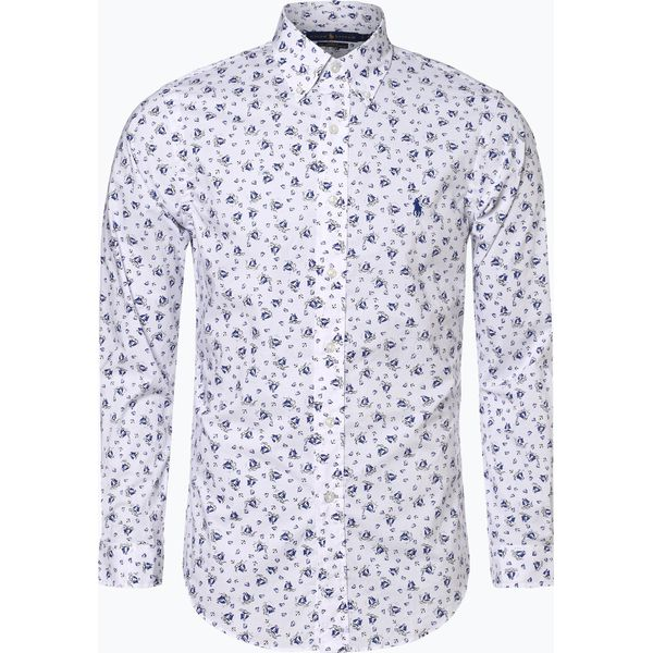 c1705127a Polo Ralph Lauren - Koszula męska – Slim Fit, biały - Białe koszule męskie  Polo Ralph Lauren, xl, bez wzorów, eleganckie, polo, bez rękawów. Za 529,95  zł.