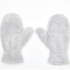 Rękawiczki jednopalczaste - Jasny szary. Szare rękawiczki damskie Cropp. Za 34,99 zł.