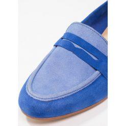 Creepersy damskie: KIOMI Półbuty wsuwane blue