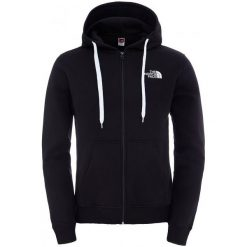 Bluzy męskie: The North Face Bluza M Open Gate Fullzip Hoodie Tnf Black/Tnf White S