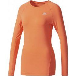 Adidas Tf Ls Top Easy Coral M. Pomarańczowe topy sportowe damskie marki Adidas, m, z materiału. W wyprzedaży za 99,00 zł.