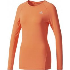 Topy sportowe damskie: Adidas Tf Ls Top Easy Coral Xs