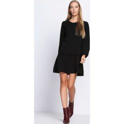 Sukienki: Czarna Sukienka In My Accent