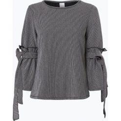 Bluzy rozpinane damskie: BOSS Casual - Damska bluza nierozpinana – Tamarion, niebieski