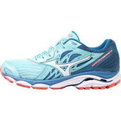 Buty sportowe damskie: Mizuno WAVE INSPIRE 14 Obuwie do biegania Stabilność aqua splash/white/blue sapphire