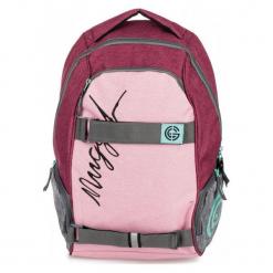 Nugget Plecak Damski Wielokolorowy Bradley 2. Różowe plecaki damskie Nugget. Za 205,00 zł.