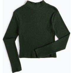 Bluzki dziewczęce: Review - Dziewczęca koszulka z długim rękawem, zielony