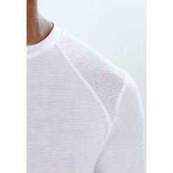 Koszulki sportowe męskie: Nike Performance BREATHE ELITE  Koszulka sportowa white/black