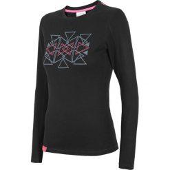 Topy sportowe damskie: Outhorn Koszulka damska TOZ15-TSDL600 czarna r. S