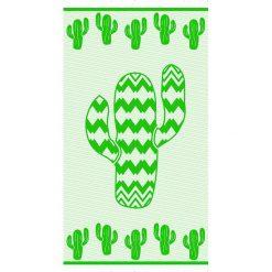 """Kąpielówki męskie: Fouta """"Pompano"""" w kolorze zielonym – 160 x 90 cm"""