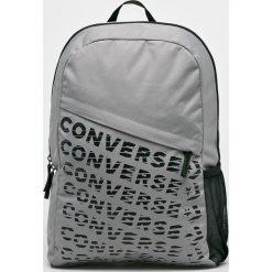 Converse - Plecak. Szare plecaki damskie Converse, z poliesteru. W wyprzedaży za 99,90 zł.