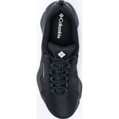 Columbia - Buty Conspiracy V. Czarne buty trekkingowe męskie Columbia, z materiału, na sznurówki, outdoorowe. W wyprzedaży za 269,90 zł.