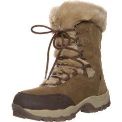 Buty zimowe damskie: HiTec ST MORITZ 200 WP II Śniegowce brown/cream