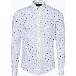 Scotch & Soda - Koszula męska, czarny. Czarne koszule męskie na spinki marki Cropp, l. Za 229,95 zł.