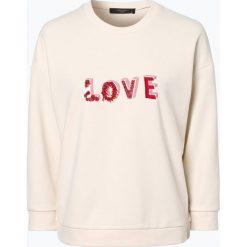 Bluzy damskie: Weekend MaxMara - Damska bluza nierozpinana – Sarnico, beżowy