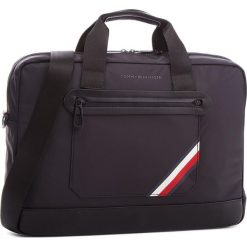 Torba na laptopa TOMMY HILFIGER - Easy Nylon Computer AW0AM003600 002. Czarne torby na laptopa marki TOMMY HILFIGER, z materiału. W wyprzedaży za 479,00 zł.