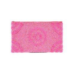 Puzderka: Kopertówka w kolorze różowym – (D)25 x (S)15 cm
