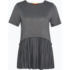 Odzież: BOSS Casual – T-shirt damski – Tiplisse, szary