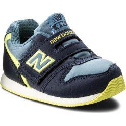 Trampki chłopięce: Sneakersy NEW BALANCE – FS996LVI Granatowy