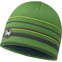 Czapki męskie: Buff Czapka Knitted & Polar Stowe Green zielone (BH113341.845.10.00)