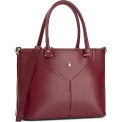 Torebka CREOLE - K10272 Bordo. Czerwone torebki klasyczne damskie marki Reserved, duże. W wyprzedaży za 259,00 zł.