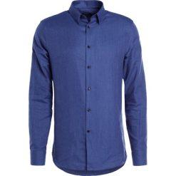 Koszule męskie na spinki: J.LINDEBERG DANIEL  Koszula majolica blue