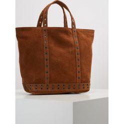 Shopper bag damskie: Vanessa Bruno CABAS MOYEN Torba na zakupy noisette