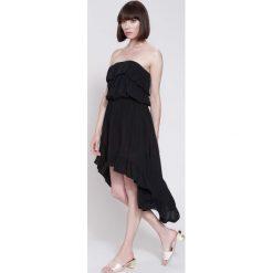 Sukienki: Czarna Sukienka Turn Up The Power