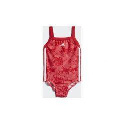 Stroje jednoczęściowe dziewczęce: kostium kąpielowy jednoczęściowy Dziecko adidas  Strój do pływania