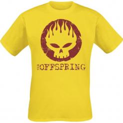 The Offspring Logo T-Shirt żółty. Żółte t-shirty męskie marki ATORKA, xs, z elastanu. Za 74,90 zł.