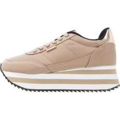 Trampki damskie slip on: Victoria Shoes DEPORTIVO PLATAFORMA Tenisówki i Trampki taupe