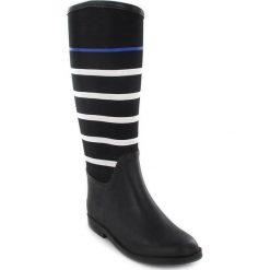 """Buty damskie: Kalosze """"Néoma"""" w kolorze czarnym"""