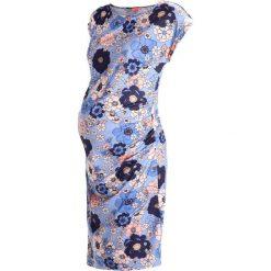 Sukienki hiszpanki: mint&berry mom Sukienka z dżerseju light blue