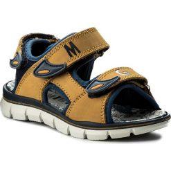 Sandały PRIMIGI - 1396033 M Giallo. Brązowe sandały męskie skórzane marki Primigi. W wyprzedaży za 159,00 zł.