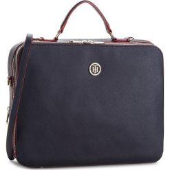 Torba na laptopa TOMMY HILFIGER - Honey Tech Work Bag AW0AW05678 905. Niebieskie torby na laptopa TOMMY HILFIGER, ze skóry ekologicznej. Za 749,00 zł.