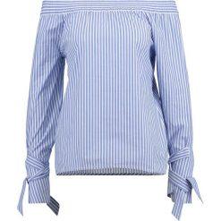 Bluzki asymetryczne: IVY & OAK CARMEN Bluzka blue