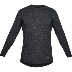 Under Armour Koszulka męska SPORTSTLE LS TEE czarna r. XXL (1306465-001). Szare koszulki sportowe męskie marki Under Armour, l, z dzianiny, z kapturem. Za 130,20 zł.